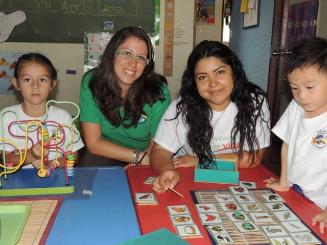 Review Laura Soria Volunteer in Costa Rica San Jose at the Child Care program