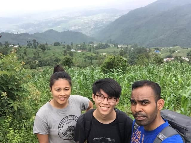 Review Alex Chiu Volunteer in Nepal Kathmandu at the PreMed Program