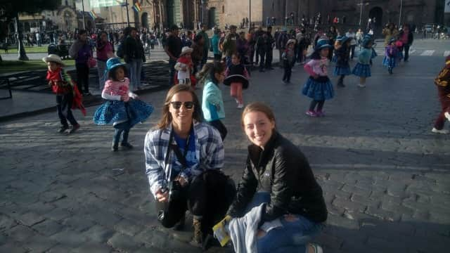 Review Elle Weberling Volunteer in PERU Cusco at the Orphanage program
