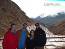 Review Eytan Palte Volunteer in Cusco, Peru Health Center