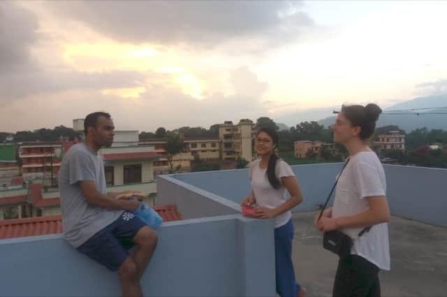 Review Jeyantus Philip Volunteer in Nepal Kathmandu at the Health Care program