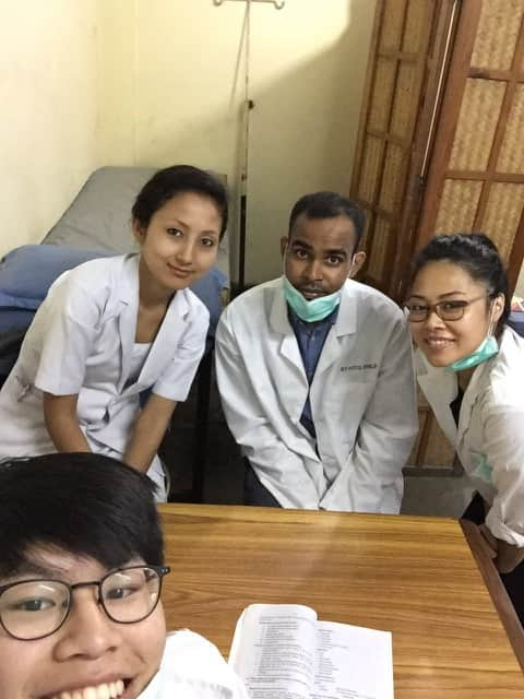 Review Kathryn Domingo Volunteer in NEPAL Kathmandu at the Health Care program