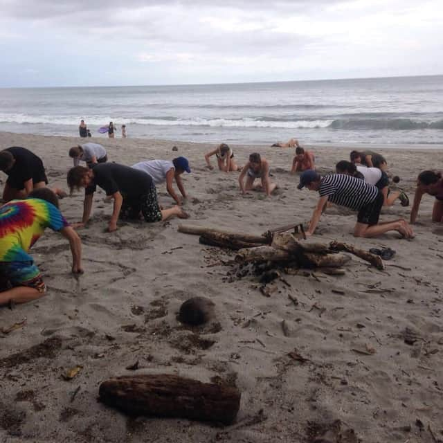 Review  Maya Barnes Volunteer in Costa Rica Sea Turtles Conservation Program