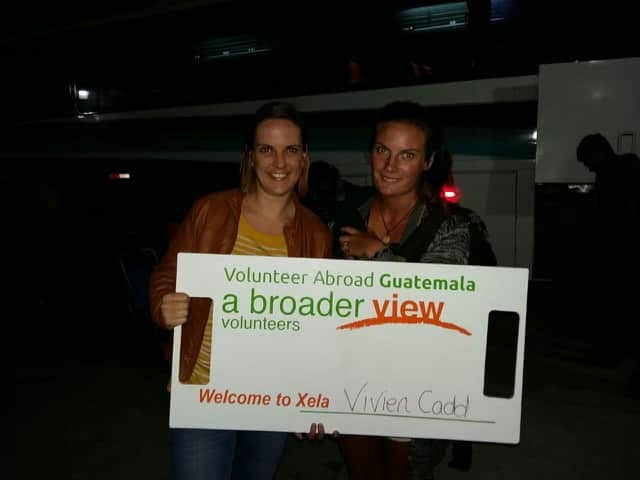 Review  Vivien Cadd Volunteer in Guatemala Xela at the woman/children shelter program