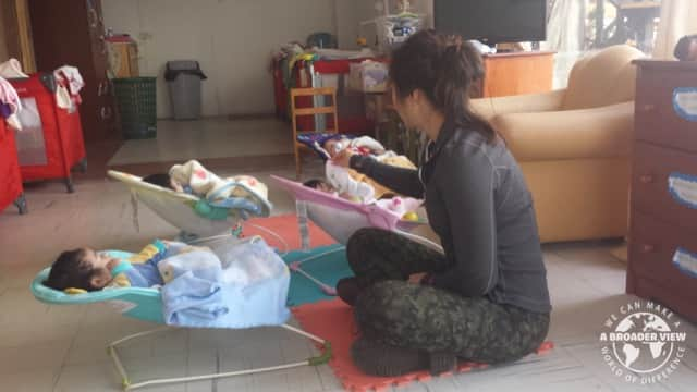 Review Volunteer Alexis Bui in La Serena Chile at the Orphanage program