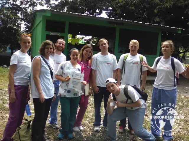 Review Austin Johnson Volunteer in Honduras La Ceiba health care program