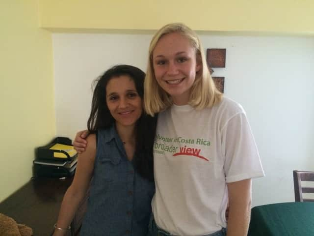 Review Julia Terry Volunteer in Costa Rica San Jose at the Orphanage program