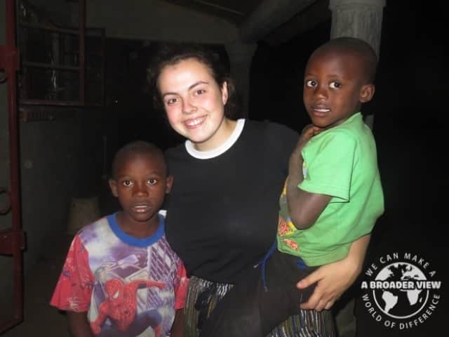 Review Naomi Slade Walker Volunteer in Zambia Lusaka Child care center and school