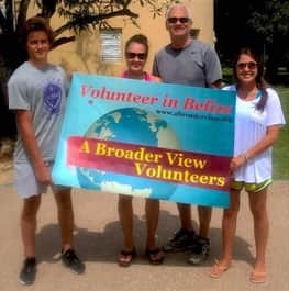 Review Ronnie Morris Volunteer in Belize at the Orphanage Program (Family of 4)