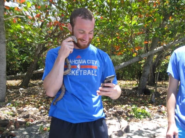Review Seth Cowden Volunteer in Honduras La Ceiba at the Health Care program.