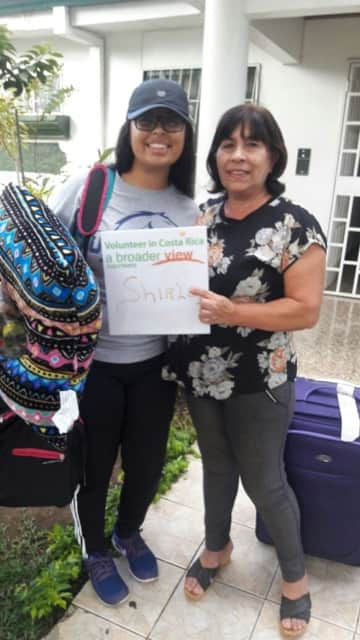 Review Shirley Estupiña Volunteer in San Jose Costa Rica at the PreMed program