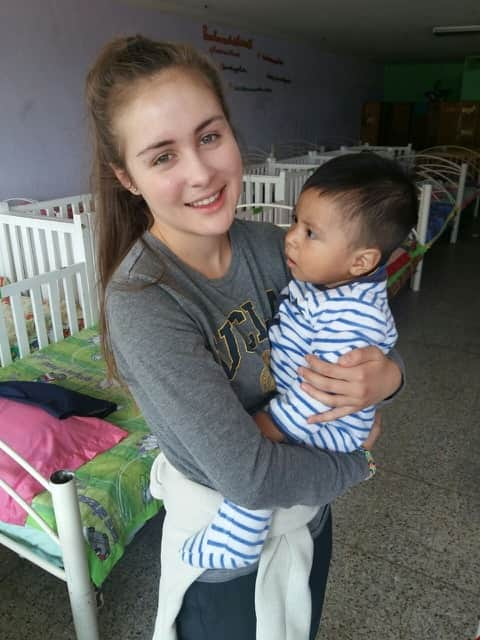 Review Sylvanna Nilsen Volunteer in Guatemala Xela at the girls teens Shelter