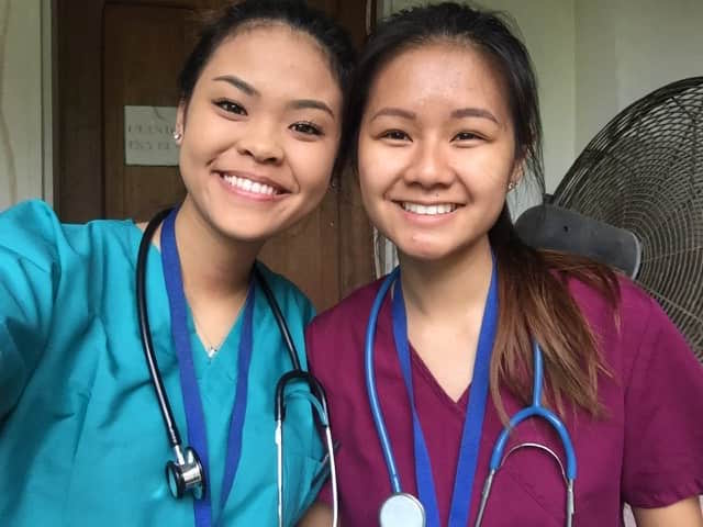 Review Vanessa Nguyen Volunteer in Honduras La Ceiba at the Premed Program