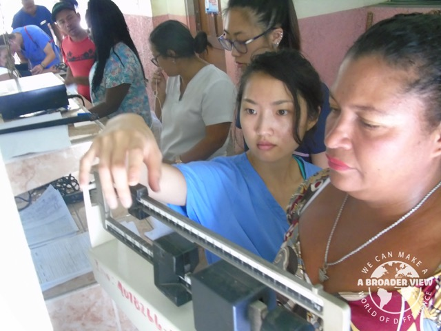 Review Amy Kwon Volunteer in Honduras La Ceiba PreMed Program
