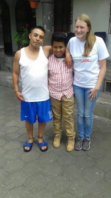 Review  Amy Runkle Volunteer in Ecuador Quito Volunteering at Homeless Shelter Program