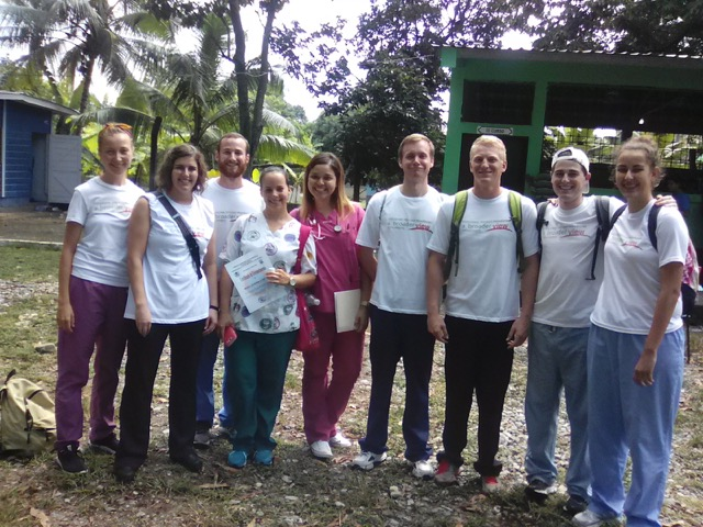 Review John Dahl Honduras Volunteer in La Ceiba PreMed program