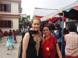 Review Nora Berry Volunteer in Nepal Kathmandu at the Community Hospital