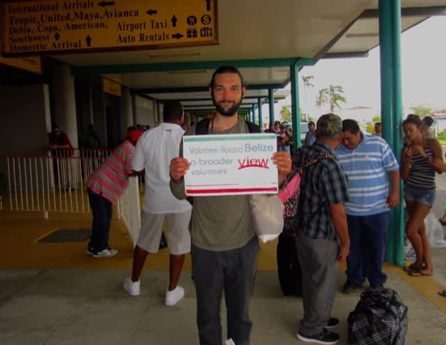 Review Thomas Stockton in Volunteer Belize Orphanage Program