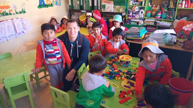 Review Danai Leininger Volunteer in Peru Cusco Child Care program