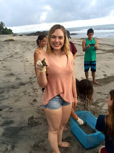Review Devon Lombard Volunteer in Costa Rica Sea Turtle Conservation Program
