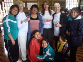 Review Doris Sweet Volunteer in Peru Cusco Girls Orphanage Program