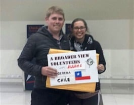 Review Owen Williams Volunteer in La Serena Chile at the Teaching program
