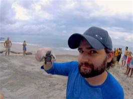 Review Steven Fultz Volunteer in Costa Rica Sea Turtle Conservation Porgram