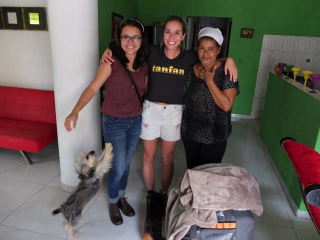 Review Madison Woods Volunteer in Colombia Cartagena Seniors and Children Care Center