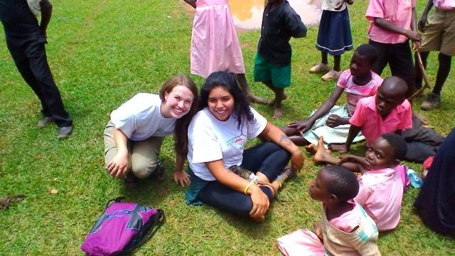 Volunteer Hannah Kraus in Bulenga, Uganda at Community/Orphanage