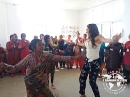 Review Volunteer Rebecca Phemister in Nepal Kathmandu Women Support Program