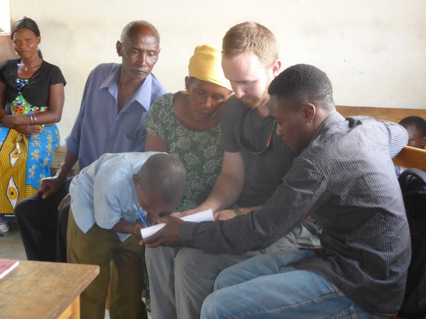 Review Matthew Nease Volunteer Arusha Tanzania Hiv Awareness 2