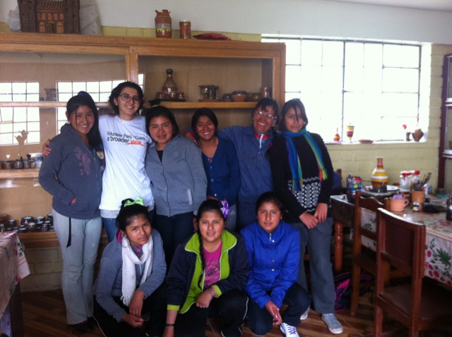 Review Ozlem Colak Volunteer Cusco Peru 02