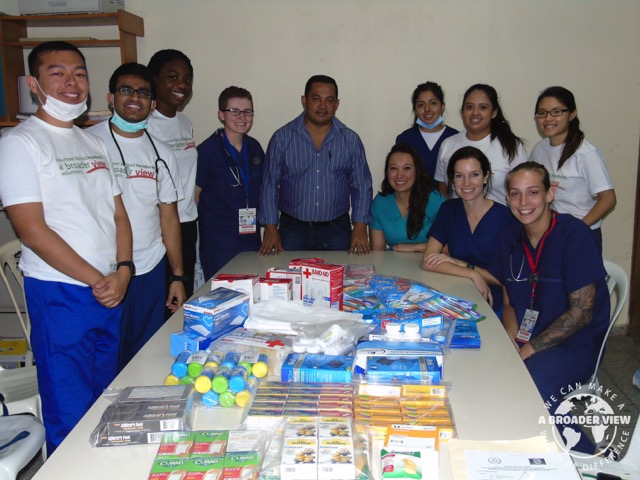 Review Volunteer Franklin Argueta Honduras La Ceiba PreMedcial Program