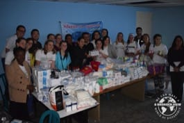 Review Volunteer  Robin Fiftal in Guatemala Xela at the medical program Bridgeport University