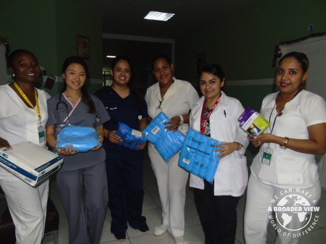 Review Volunteer Jasmine Carino Honduras La Ceiba PreMedical Program