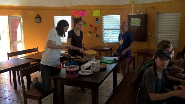 Review Volunteerjessica Peek Belize Orphanage Program Univ Of Dayton 01