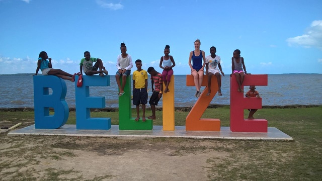 Review Volunteerjessica Peek Belize Orphanage Program Univ Of Dayton 02