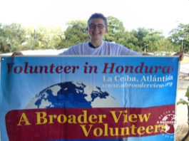 Review Volunteer Julie Sargent Honduras La Ceiba Ambulance Rescue program