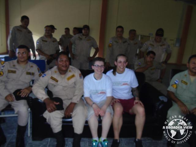 Review Volunteer Julie Sargent Honduras La Ceiba Ambulance Rescue program