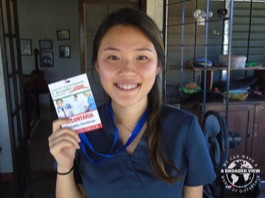 Review Volunteer Linh Tran Honduras La Ceiba Premedical program