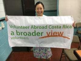 Review Volunteer Amanda Wong in Costa Rica Sea Turtle Conservation program