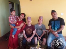 Review Volunteer Web Lebrato in Nepal Kathmandu at the Community Development program