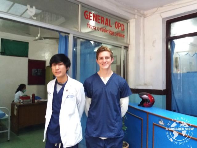 Volunteer Anthony Nguyen Review Nepal Kathmandu Medical Program