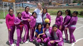 Volunteer Camille Brown Review Peru Cusco Girls Orphanage program