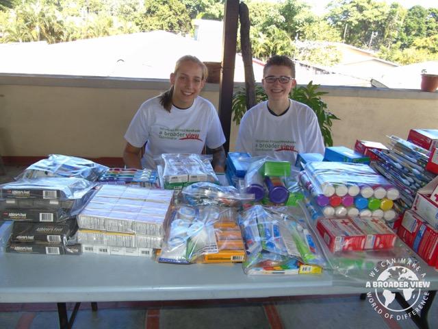 Review Volunteer Stacy Dybas Honduras La Ceiba Rescue Ambulance program