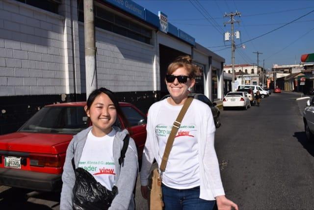 Volunteer in Guatemala Xela Review Woman's Support Program Yuko Watanabe