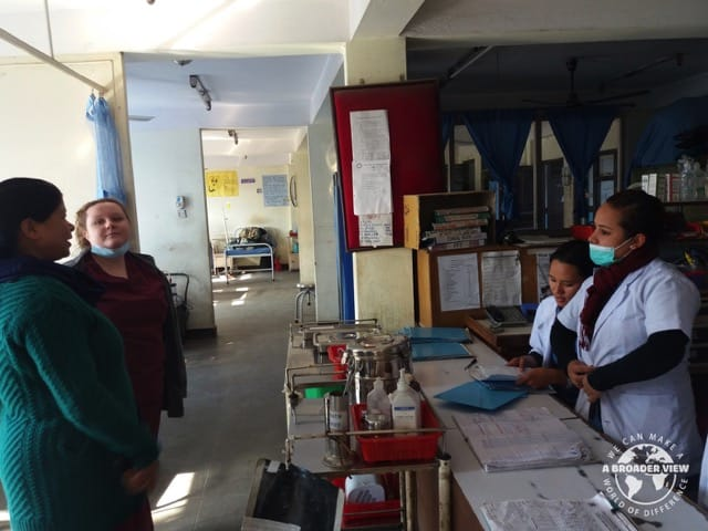 Volunteer in Nepal Kathmandu Review Medical program Jillian Piskorski