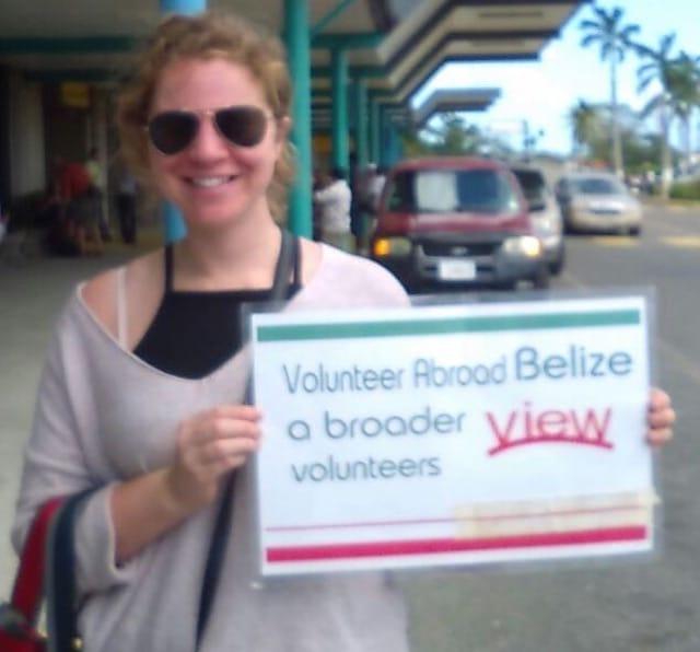 Volunteer in Belize at the Orphanage program Bianca Castagna