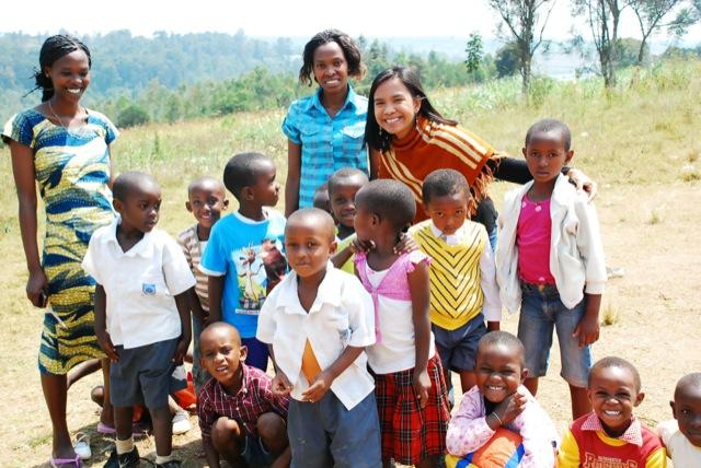 Emery Volunteer Abroad in Rwamagana, Rwanda