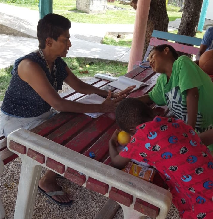 Volunteer Belize Orphanage Review Joan Calvert
